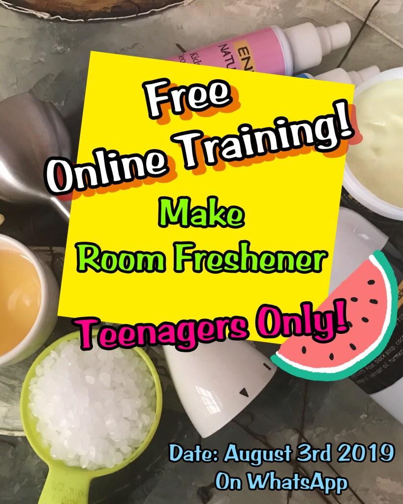 summer training for teens
