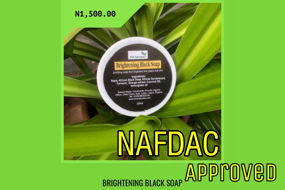 NAFDAC APPROVED SKINCARE