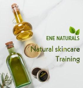 natural skincare training