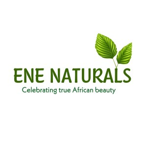 Ene Naturals skincare and hair care products
