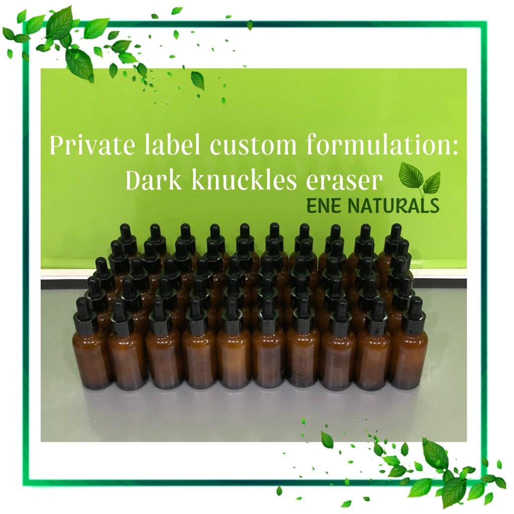 dark knuckles remover serum manufacturer