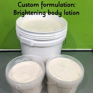goat milk lotion contract manufacturing