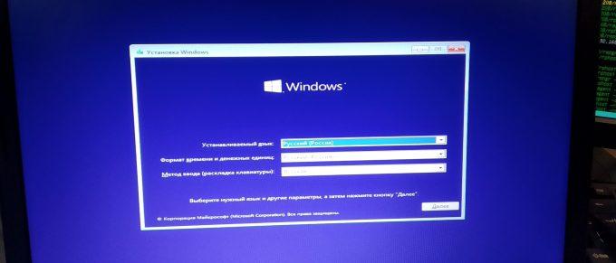 Апгрейд ноутбука  HP 630 3675 и  установка windows 10