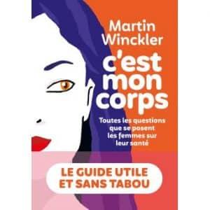 couverture du livre c'est mon corps de martin winckler