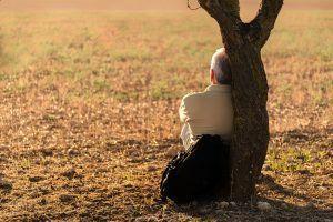 sentimiento de soledad