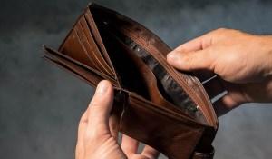 Endividamento contas
