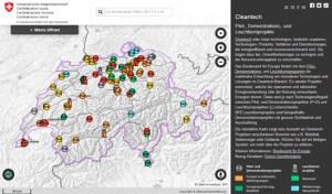 Cleantech-Karte