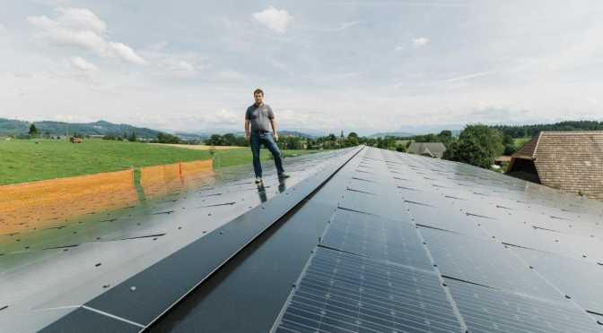 Swissbau 2018 – Know-how für die Energiezukunft