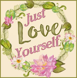 just love yourself