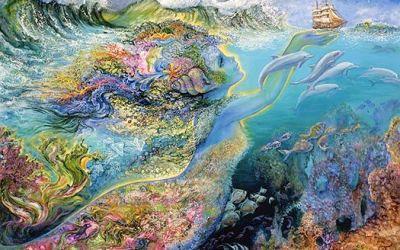 An Ocean of Abundance