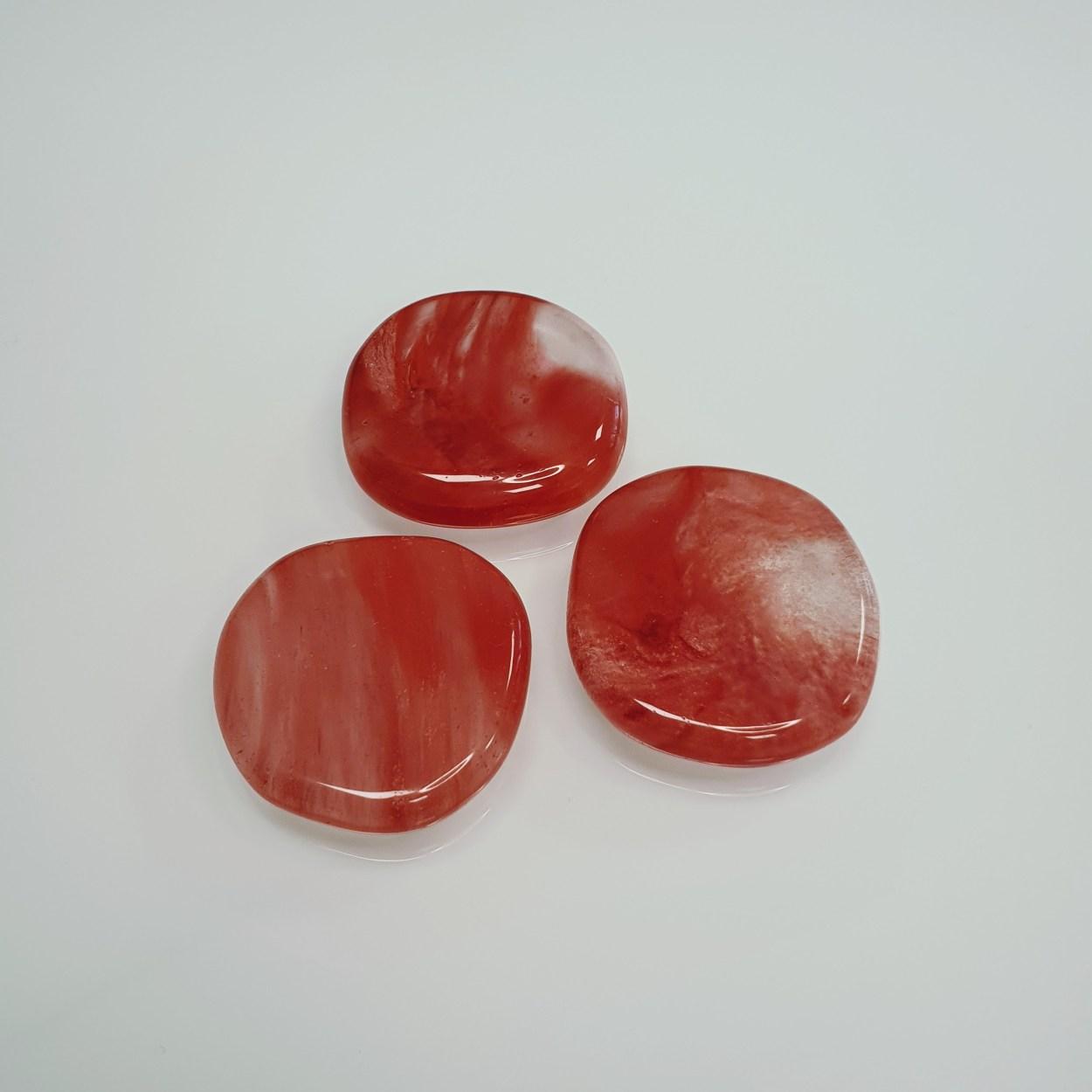Foto cherry opaal schijf