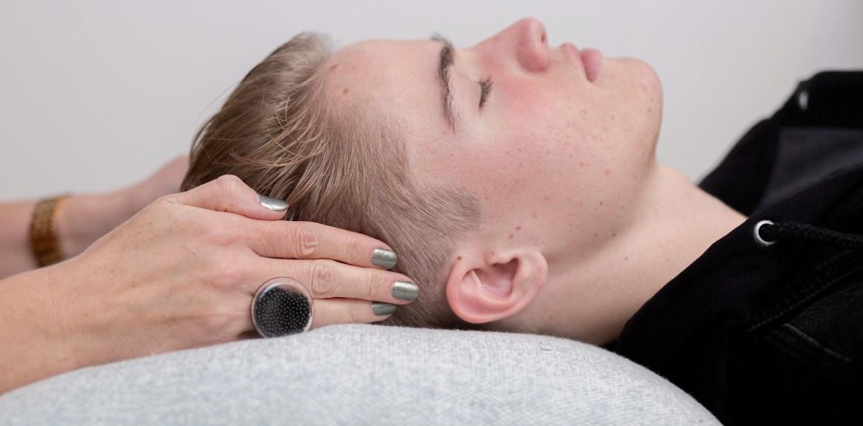 Healing via het hoofd