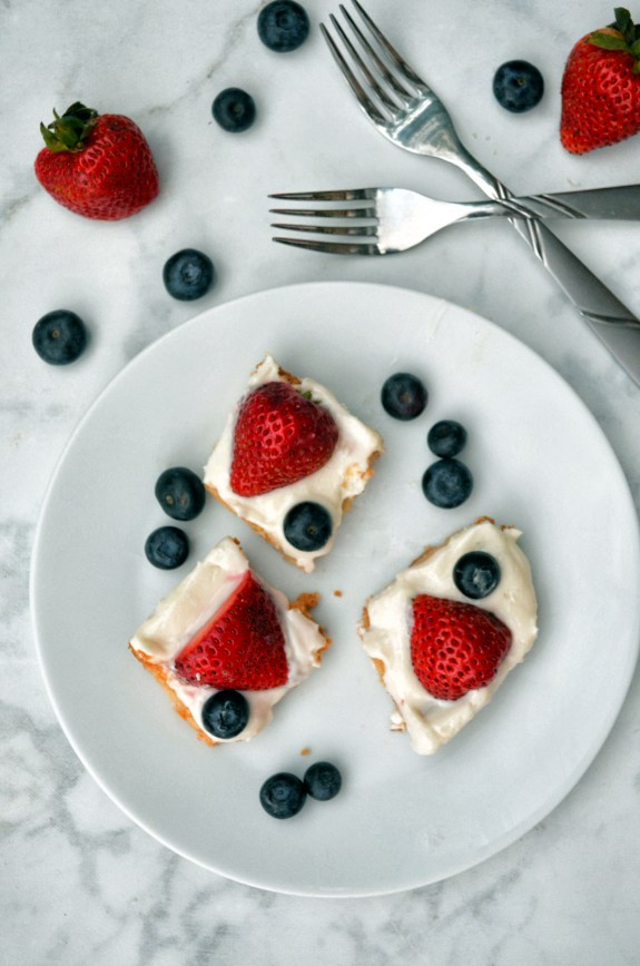 skinny fruit pizza