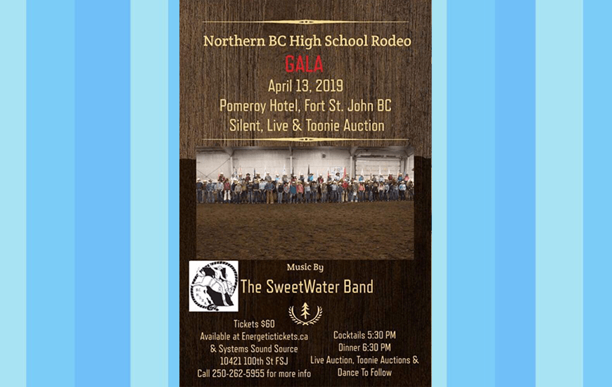 Northern BC High School Rodeo