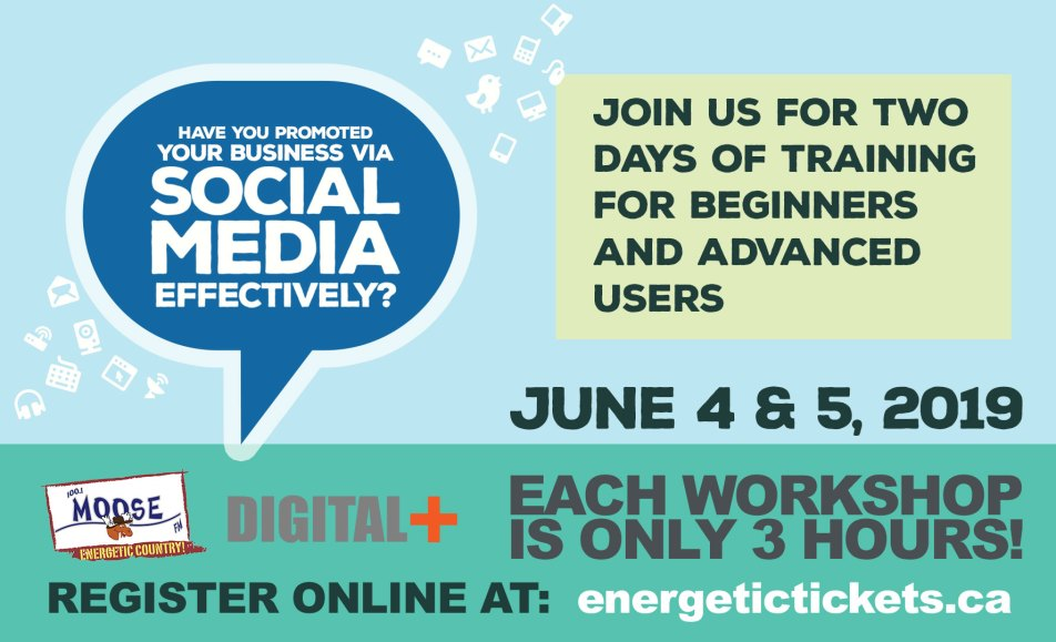 Learn the fundamentals of Social Media or become a Social Media Master