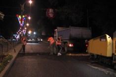 energetik 20170628 6 - Ночной ремонт дорог в Пятигорске