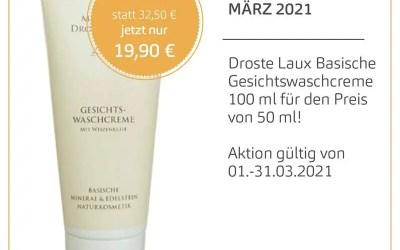 Michael Droste-Laux® Gesichtswaschcreme