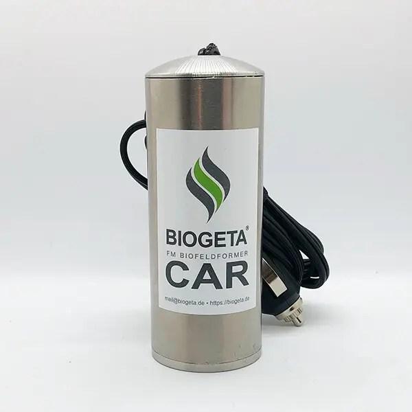 Biogeta für das Auto