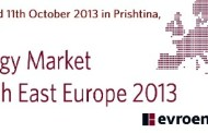 """Energy Market South East Europe 2013"" - Приштина"
