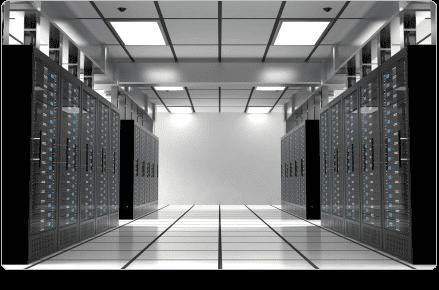 Enfriamiento.- Mantener la temperatura adecuada en un centro de datos es indispensable, sobre todo en temporada de calor y lluvia.