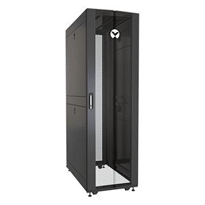 Armario de bastidor modelo VR3100-VERTIV. Con una capacidad de altura del rack de 42U, Aplicación de su uso:Conmutador KVM,Conmutador LAN