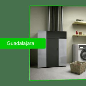 Estufa de pellet Guadalajara