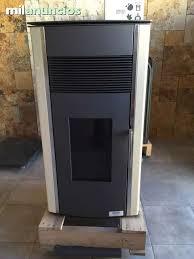 estufas de pellets  sin electricidad energiberia