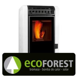 estufas pellet ecoforest