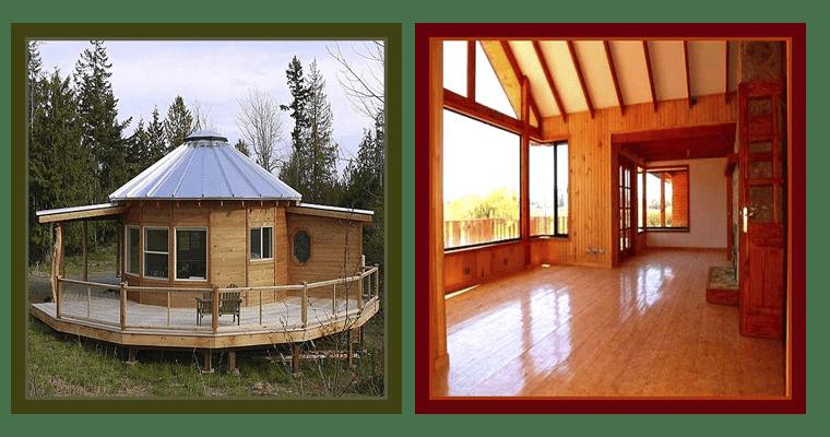 precio casas de madera