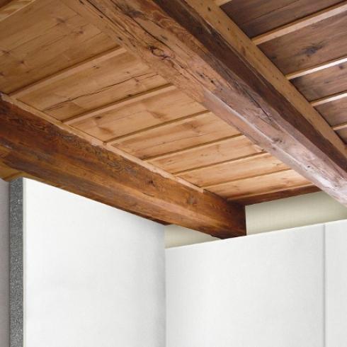 Sichere Innendämmung für Altbauten mit Holzbalkendecke - ENERGIE