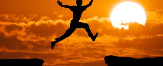 Vy jste pánem svého osudu – vše je energie