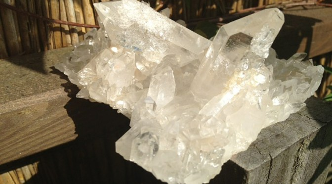 Co jsou Lemurské (Lemurianské) krystaly?