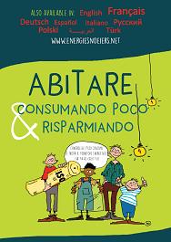 meertalige folder Italiaans