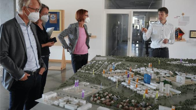 Smart City - Quartier FRANKLIN