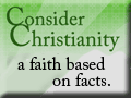 Consider Christianity