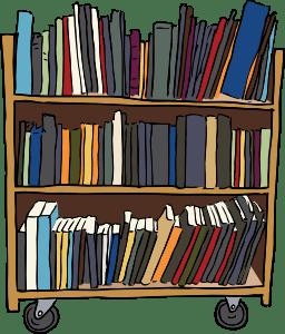 SteveLambert-Library-Book-Cart-300px