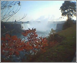 Niagara Falls: Mighty God