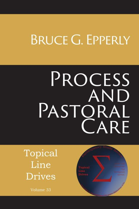 Process and Pastor Care Front Cover