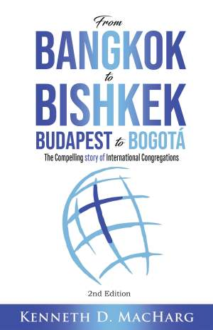 From Bangkok to Bishkek - Front Cover