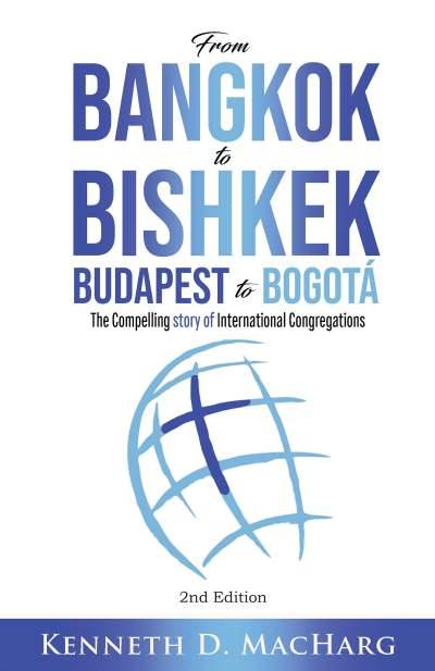 From Bangkok to Bishkek - Front Cover