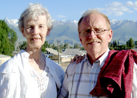 Ken and Polly MacHarg