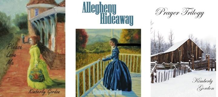 Book trio