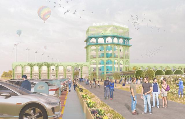 Električni automobili i gradovi budućnosti