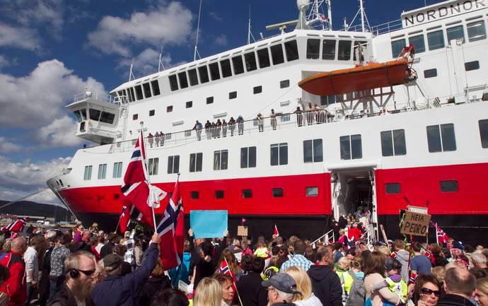 Nordijski kruzeri plovit će na pogonsko gorivo od pokvarenih riba