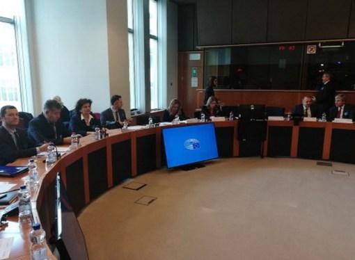 Zovko i Kadić na sastanku Parlamentarnog plenuma Energetske zajednice u Briselu