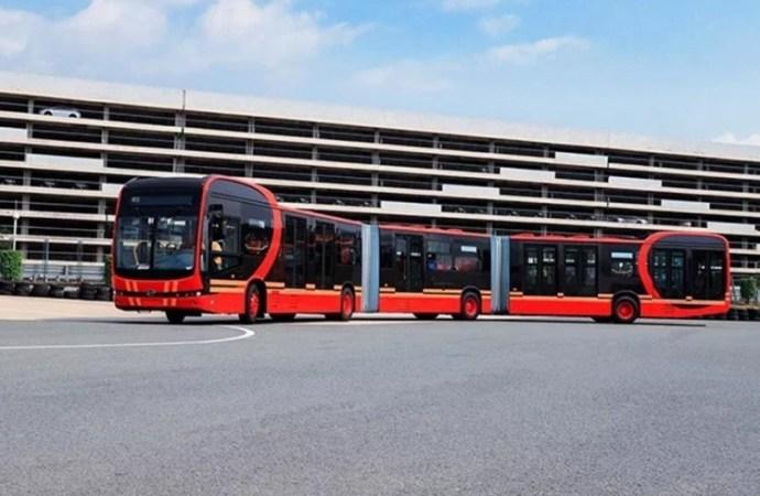 Predstavljen električni autobus dužine 27 metara