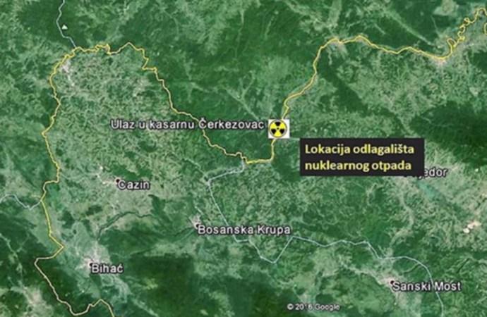 Entitetska ministarstva u borbi protiv odlaganja nuklearnog otpada uz granicu BiH