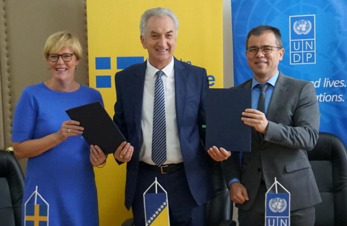 Potpisan sporazum: Za sistem energetskog menadžmenta u BiH 1,2 miliona KM