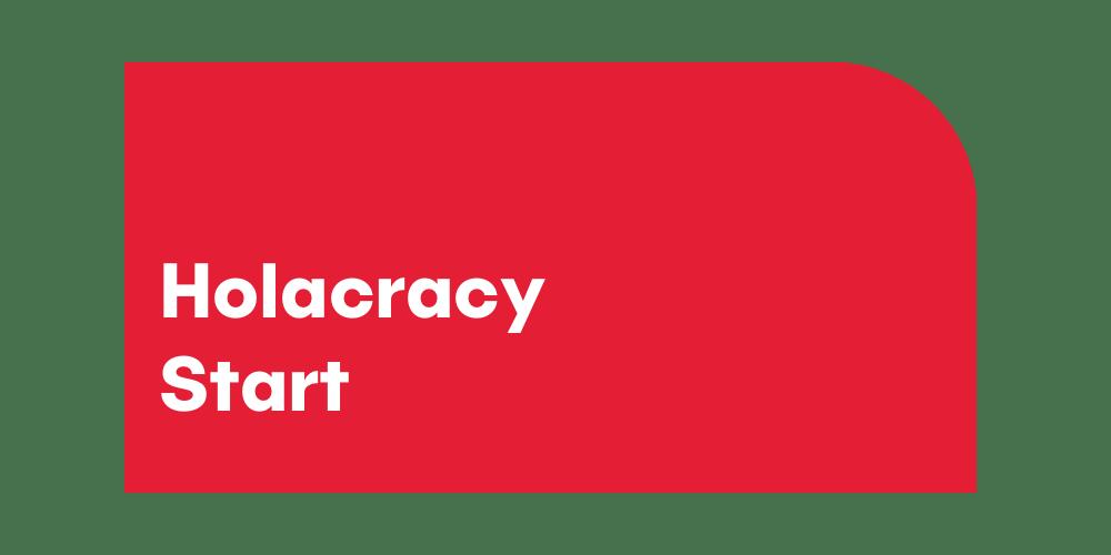 holacracy implementatie