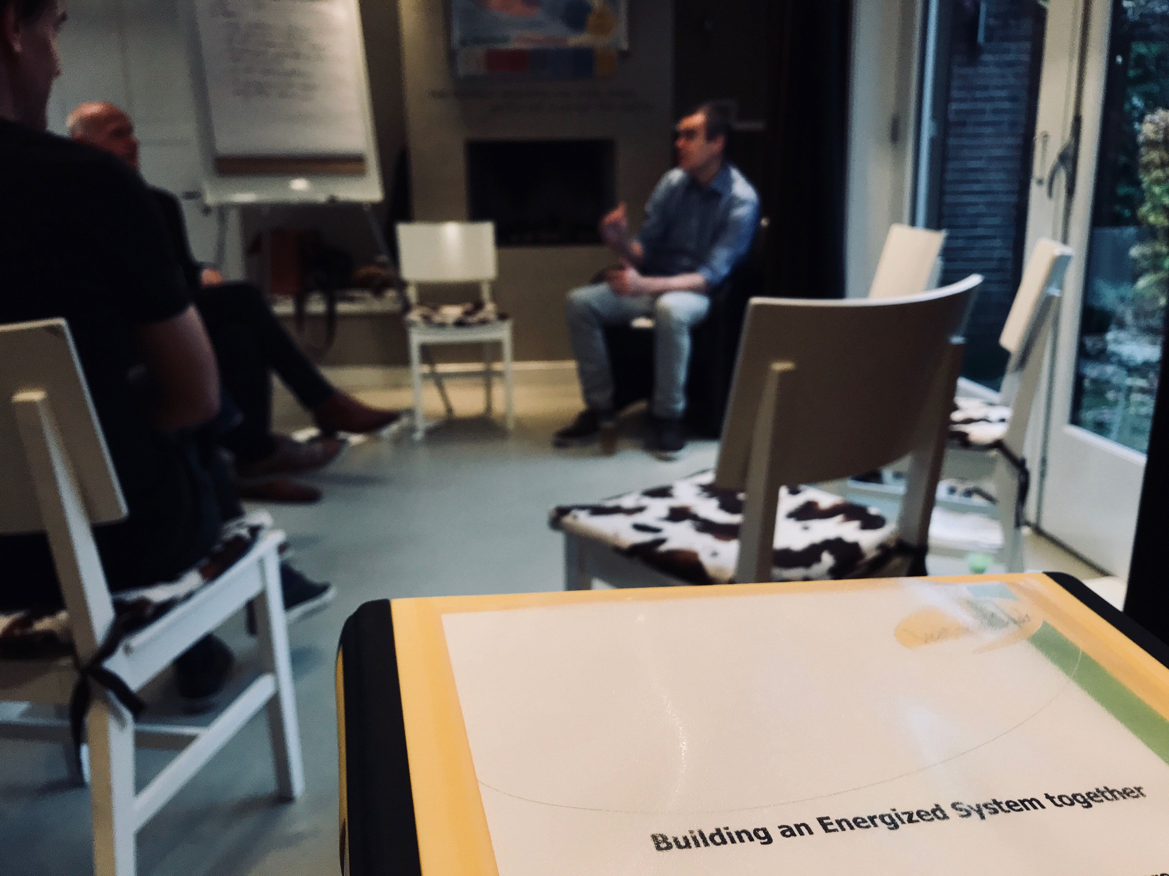 building an energized system teamontwikkeling